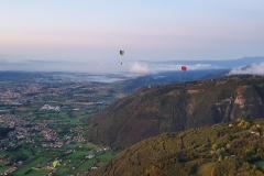 Morgenflug Bassano