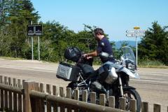 Unterwegs in Südfrankreich mit Motorrad