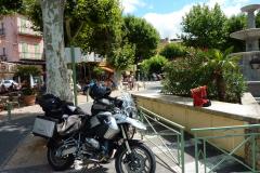 Südfrankreich mit dem Motorrad