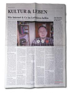 Rainer Hattenhauer im Harzkurier